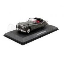 Solido - Jaguar XK 140 Grise 1956