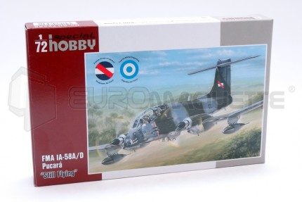 Special Hobby - F.M.A IA 58A Pucara