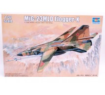 Trumpeter - Mig-23 MLD