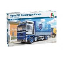 Italeri - Volvo F16Canvas & elevator