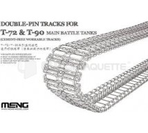 Meng - Double pin tracks T-72/90