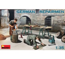 Miniart - German Repairmen