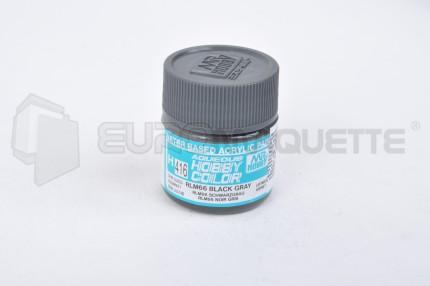 Gunze Sangyo - Gris Noir RLM 66 H416 (pot 10ml)