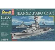 Revell - Jeanne d'Arc 1/1200