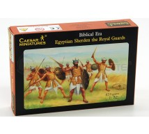 Caesar miniatures - Sherden Warriors