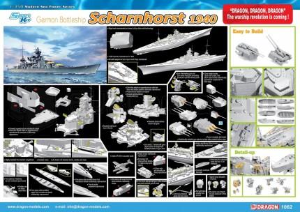 Dragon - Scharnhorst 1940