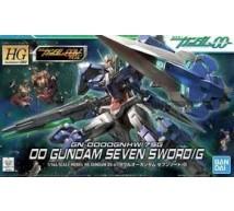 Bandai - HG Gundam Seven Sword/G (5057935)