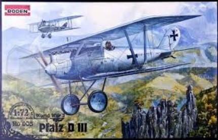 Roden - Pfalz D III