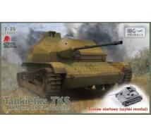 Ibg - tankette & 20mm gun