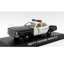 Greenlight - Dodge Monaco Police Terminator 1984