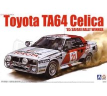 Beemax - Toyota Celica GT-4 TA64 Safari 85
