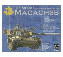 Afv club - M60A1 Magach 6B