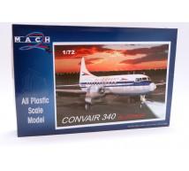 Mach 2 - Convair 340 Allegheny