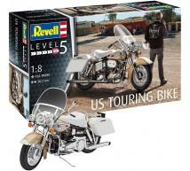 Revell - US touring bike
