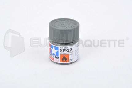 Tamiya - Gris RLM 02 XF-22 (pot 10ml)