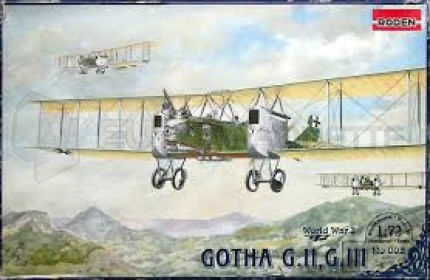 Roden - Gotha GII/III