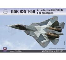 Ark models - T-50 PAK FA & resin parts