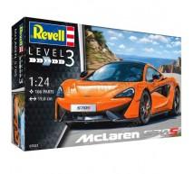 Revell - Mc Laren 570S