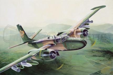 Italeri - B-26K Invader