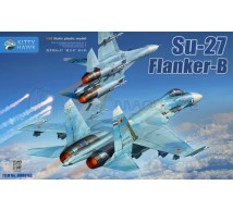 Kitty hawk - Su-27 Flanker B