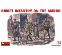 Miniart - Infanterie Russe 1943/45