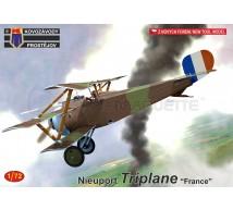 Kp - Nieuport Triplan France WWI