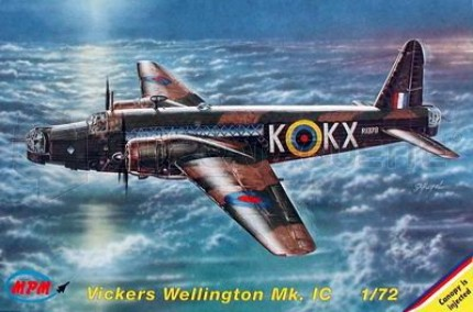 Mpm - Wellington Mk-IC