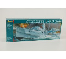 Revell - Schnell boat S100