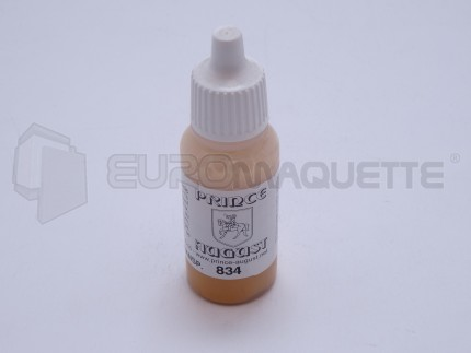 Prince August - Bois naturel transparent 834 (pot 17ml)