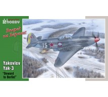 Special hobby - Yak-3 Onward to Berlin