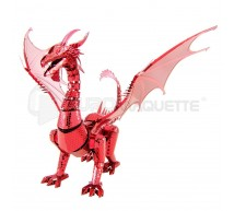 Metal earth - Dragon rouge (Iconix)
