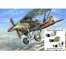 Azur - Hispano Nieuport Ni-D52