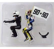 Minichamps - Rossi & Nieto LM 2008