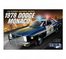 Mpc - Dodge Monaco 78 Police car