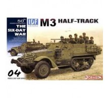 Dragon - M3 Half track IDF