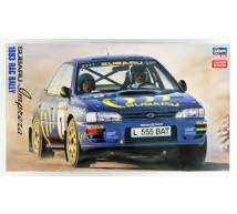 Hasegawa - Subaru RAC 1993