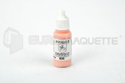 Prince August - Rose saumon 835 (pot 17ml)