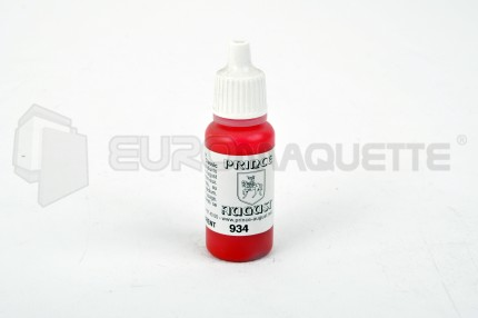 Prince August - Rouge transparent 934 (pot 17ml)