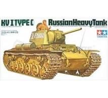 Tamiya - Tank Russe KV.I