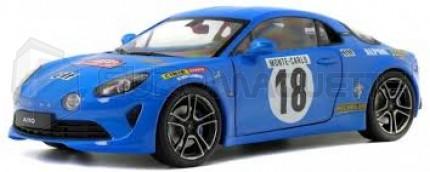 Solido - Alpine A110 MCH Rally 2018
