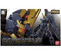 Bandai - RG Unicorn 02 Banshee norn SP (0225888)