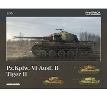 Eduard - King Tiger Ausf B