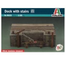 Italeri - Quai & escalier