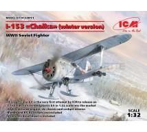 Icm - I-153 winter version