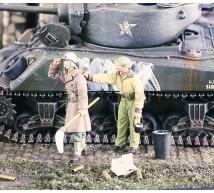 Verlinden - Soldat US qui peignent