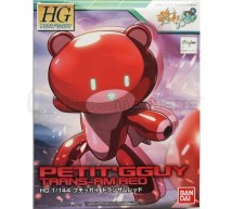 Bandai - HG Ptit Guy Trans-am Red (0222256)