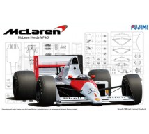 Fujimi - Mc Laren MP4/5 Monaco & Spain