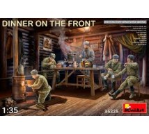 Miniart - Diner on the front