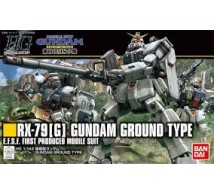 Bandai - HG RX-79G Ground Type (0224025)