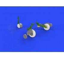 Eduard - Mig-23 BN roues (Trumpeter)